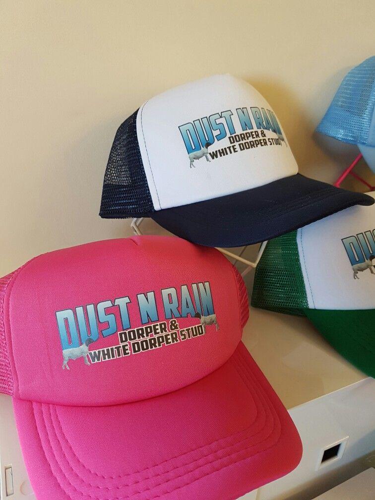 d3640bd116a Caps for Dust n Rain Dorper Stud WWW.CUSTOMDESIGNSIGNS.COM.AU ...