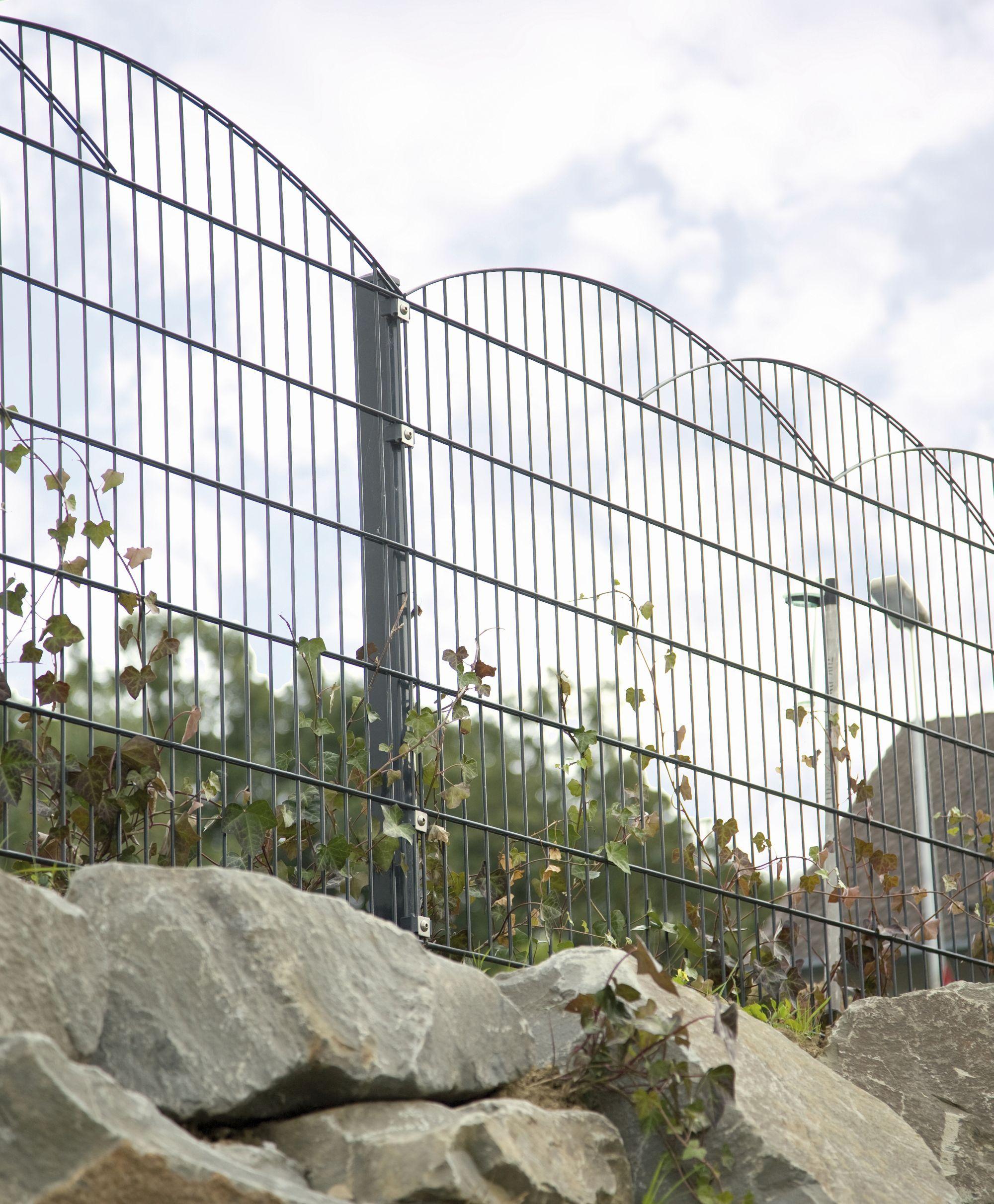 Schmuckzaune Doppelstabmatten Schmuckzaun Doppelstabmatten Gartengestaltung