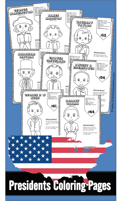 kindergarten worksheets and games free presidents coloring pages too cool for school pinterest kindergarten worksheets worksheets and kindergarten