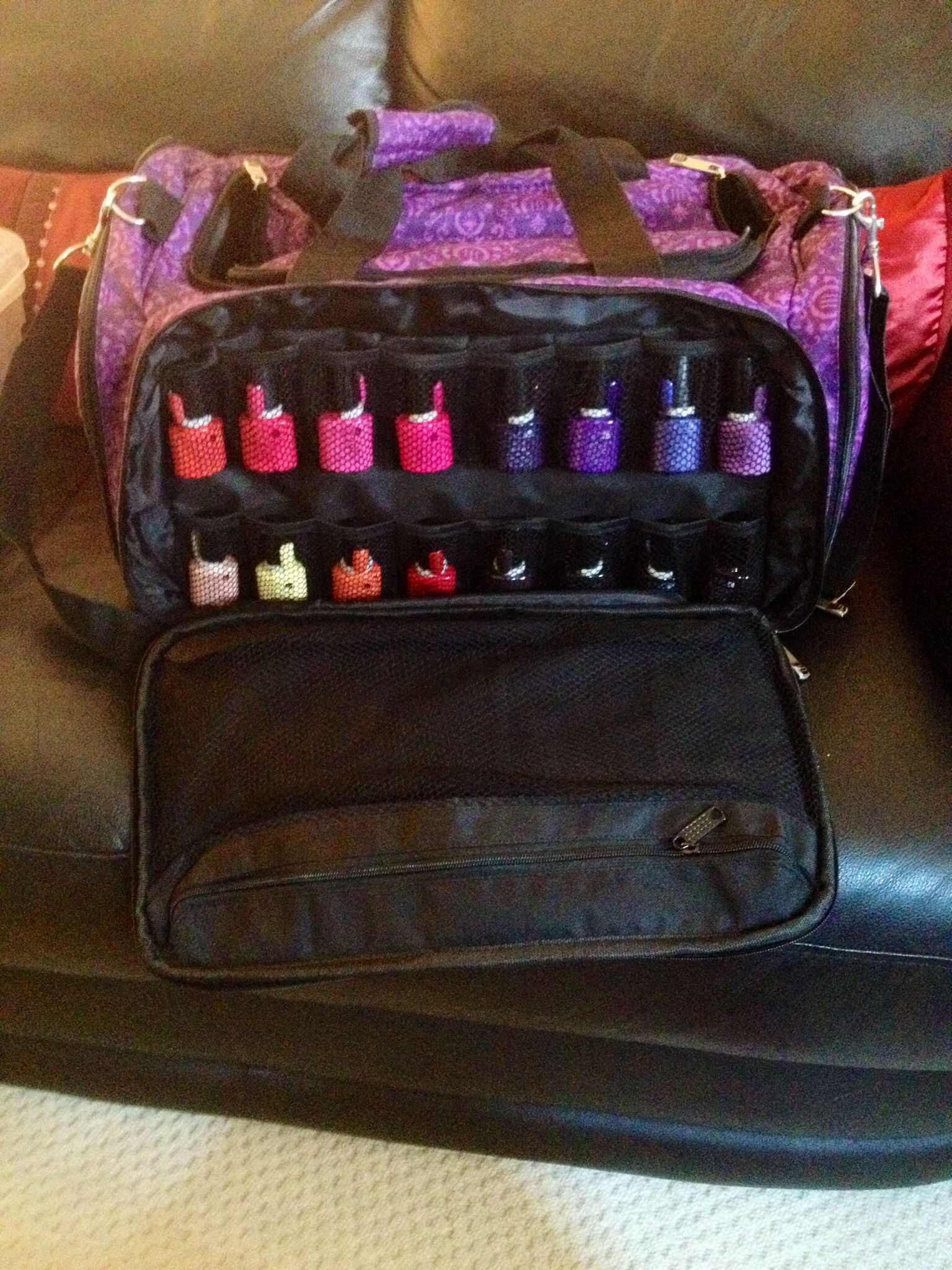 New Nail Tech Bag From Roo Beauty