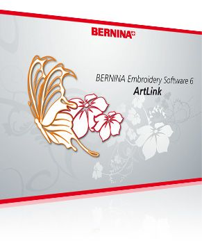 Bernina Artlink 6 Embroidery Software For Everybody Embroidery Software Bernina Embroidery Machine Machine Embroidery Applique
