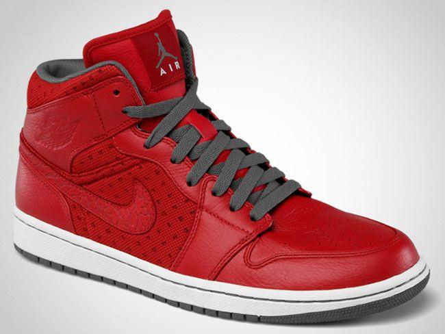 Air Jordan 1 Phat Mid Bordeaux | Sneakers nike jordan