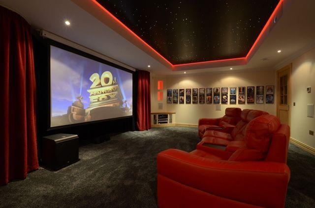 A Very Good DIY Customer Home Cinema Project