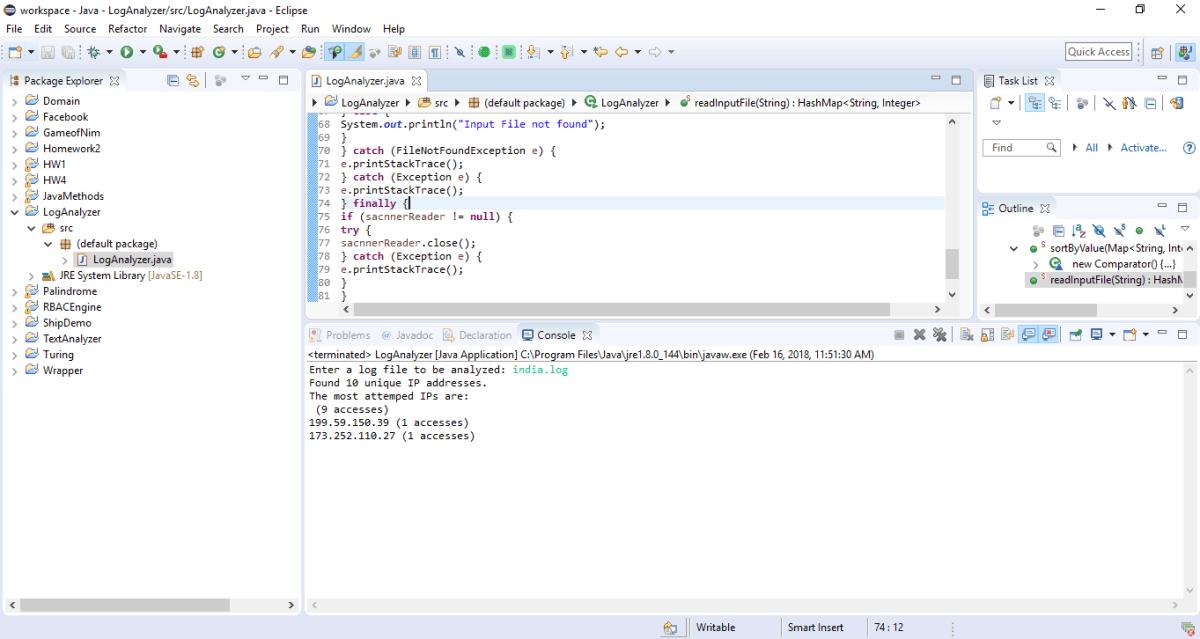 a5ca6ba7fedecfa6cc223bbef24356f4 - Web Server Log File Analysis
