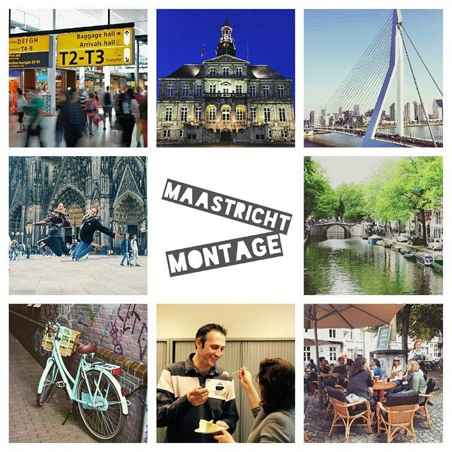 A week of celebrating, farewells, summer student arrivals and lots of exploring the Netherlands.  #studyabroad #maastricht #europe #travel