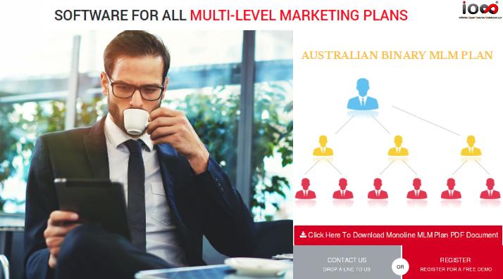 Australian Binary Plan - Infinite MLM Software {MLM website
