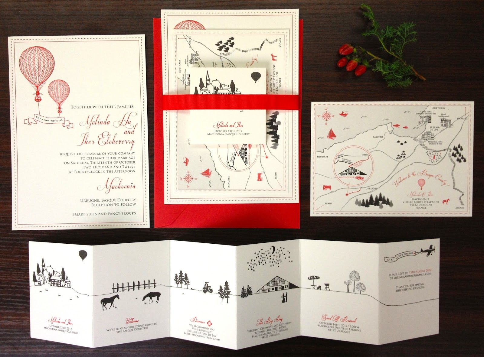 HK+Wedding+invitation+ | E&J - julijs | Pinterest | Weddings ...