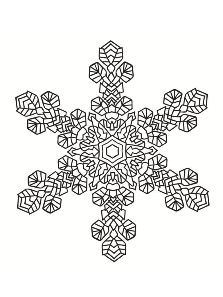 Coloriage Mandala Noel.Coloriage Mandala De Noel 30 Dessins A Imprimer Tinker
