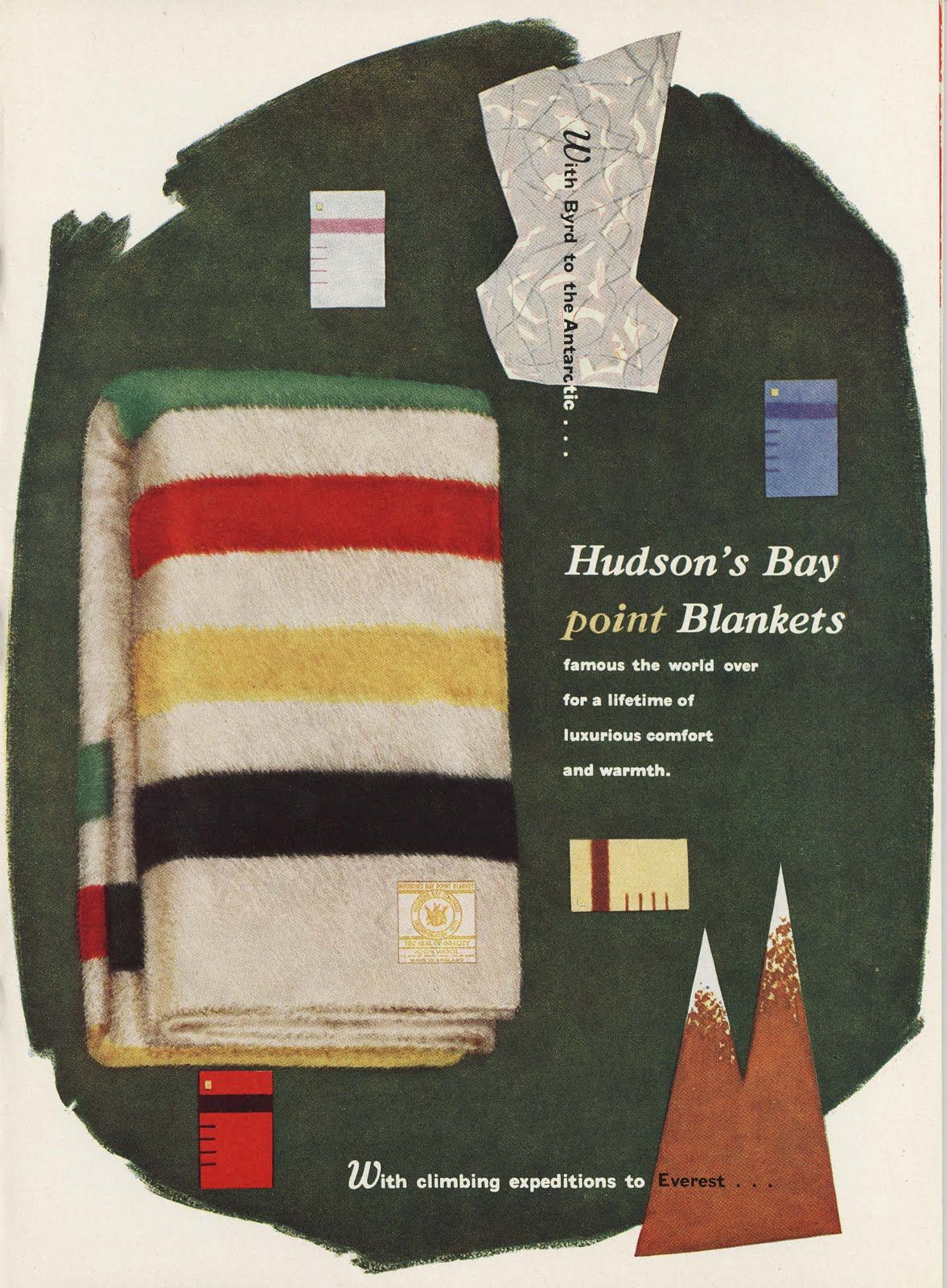 Hudson bay point blanket dating site
