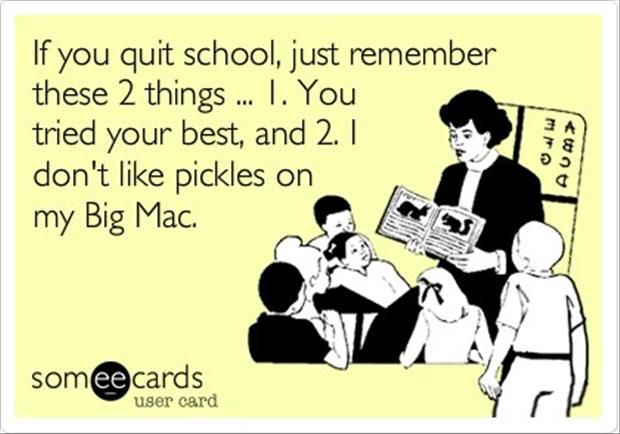 Your Ecards School