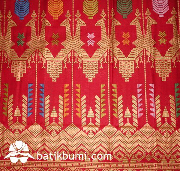 Batik Bali Prada BP012A  Koleksi kain batikbumi  Batik Printing