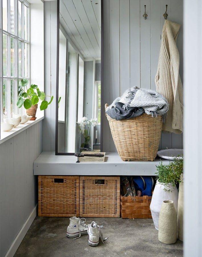 Una pequeña casa para disfrutar de un precioso jardin | Decoración