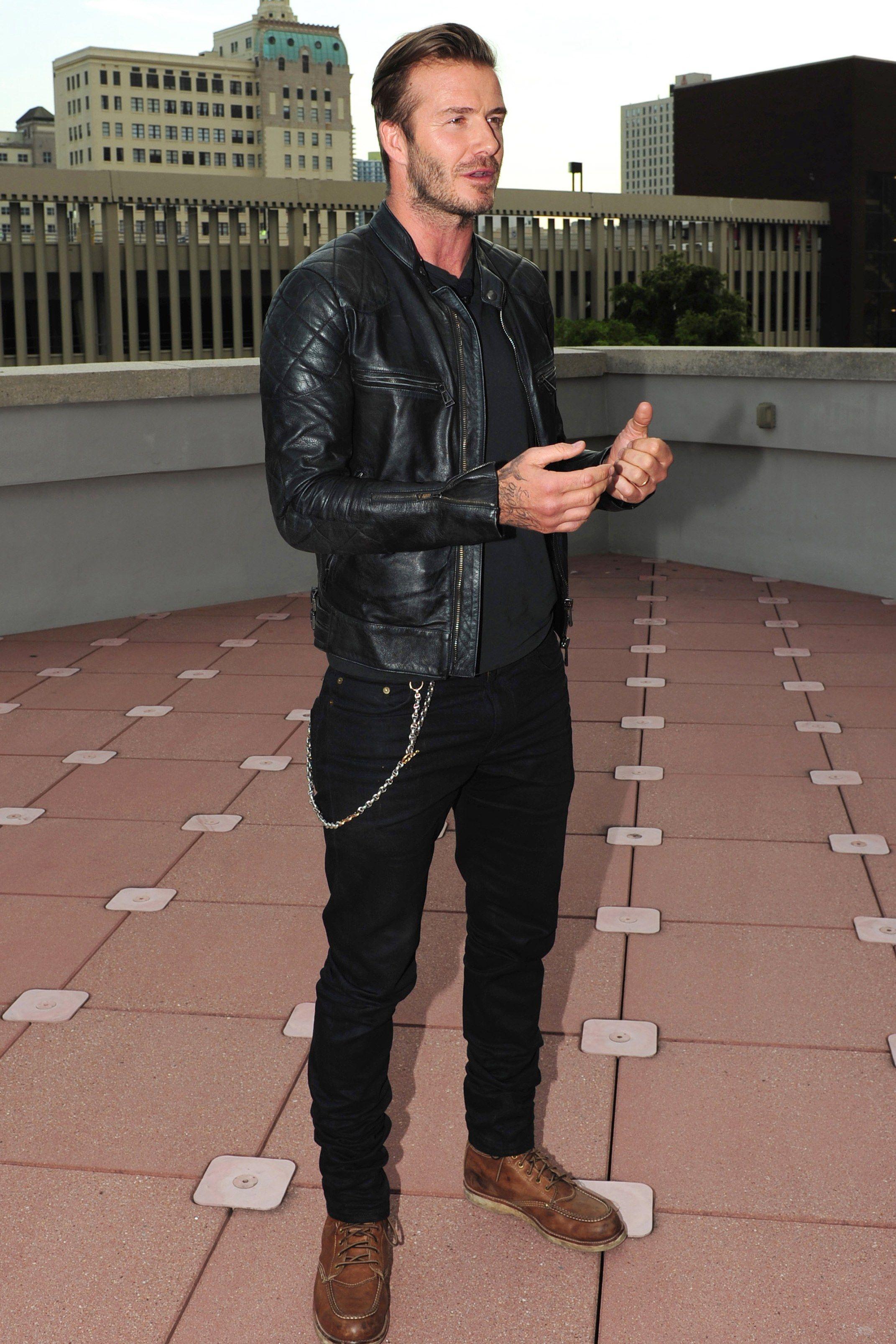 Every Time David Beckham Looked Great in 2016   Estilos de