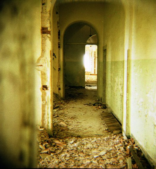 Abandoned Cities, Abandoned Places