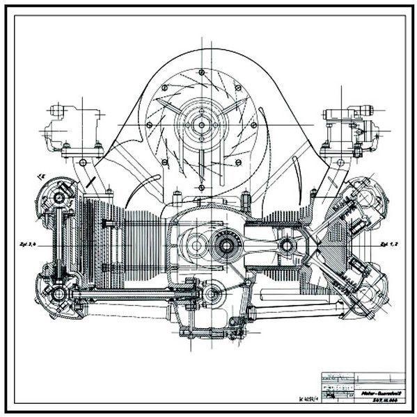 porsche quad-cam diagram - motoren | vintage porsche, porsche 911 engine,  porsche  pinterest