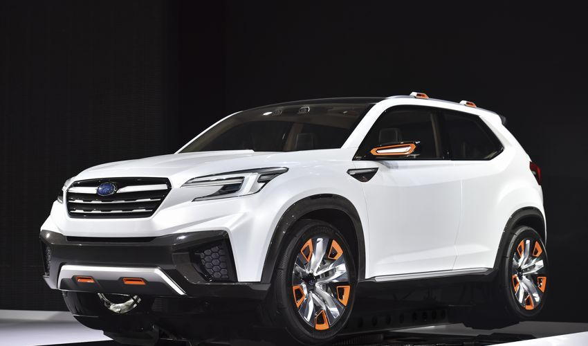 2018 Subaru Tribeca Replacement And Updates Rumor 2018 Subaru 7