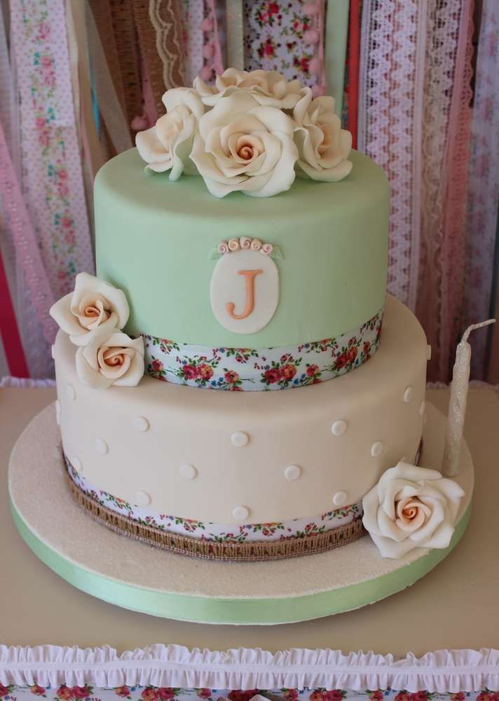 Image Result For Vintage Themed Birthday Cakes Cake Pinterest