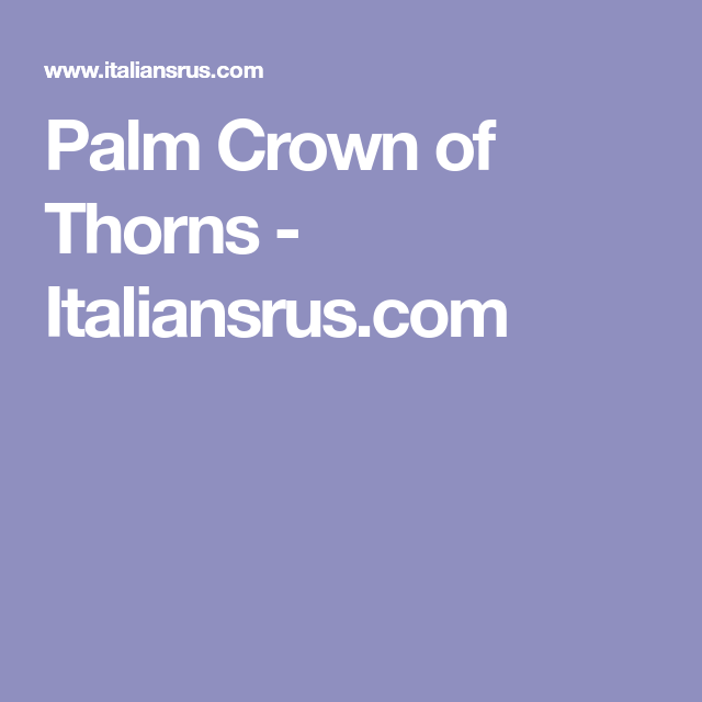 Crown Palms Shows