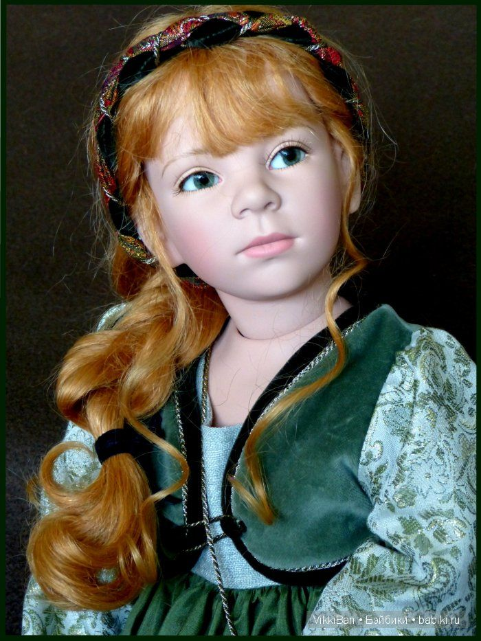 Сказочная Phelomena от Elisabeth Lindner / Куклы Gotz - коллекционные и игровые Готц / Бэйбики. Куклы фото. Одежда для кукол