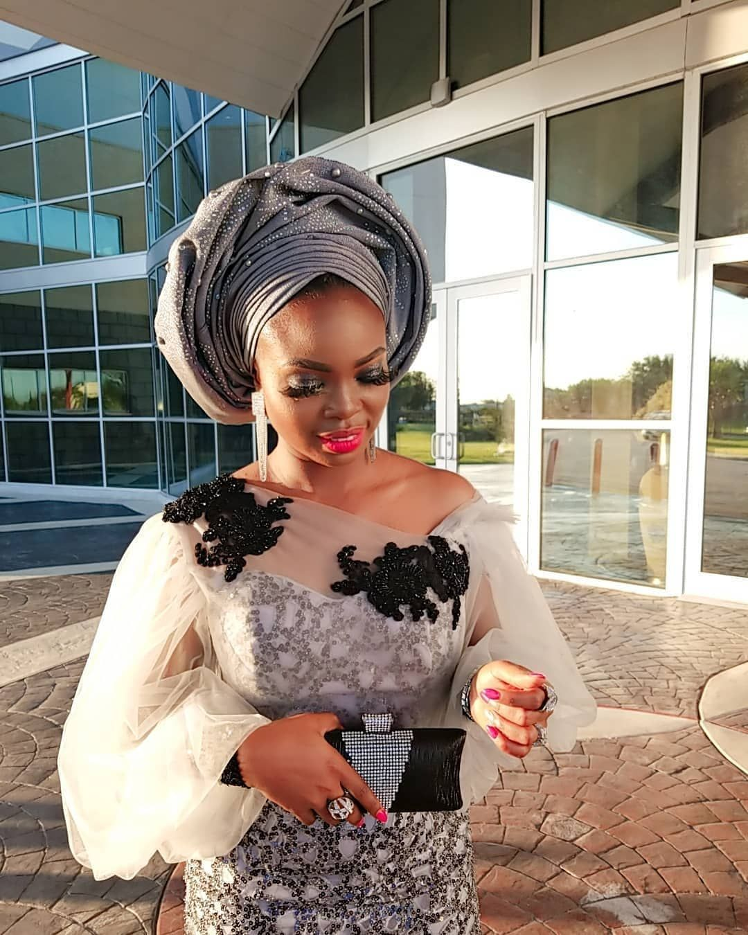 Ms Asoebi On Instagram Fab Wedding Guest Khaphie Kollections In 2020 African Fashion Modern African Print Fashion Dresses African Fashion Traditional
