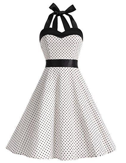 Vintage kleid petticoat
