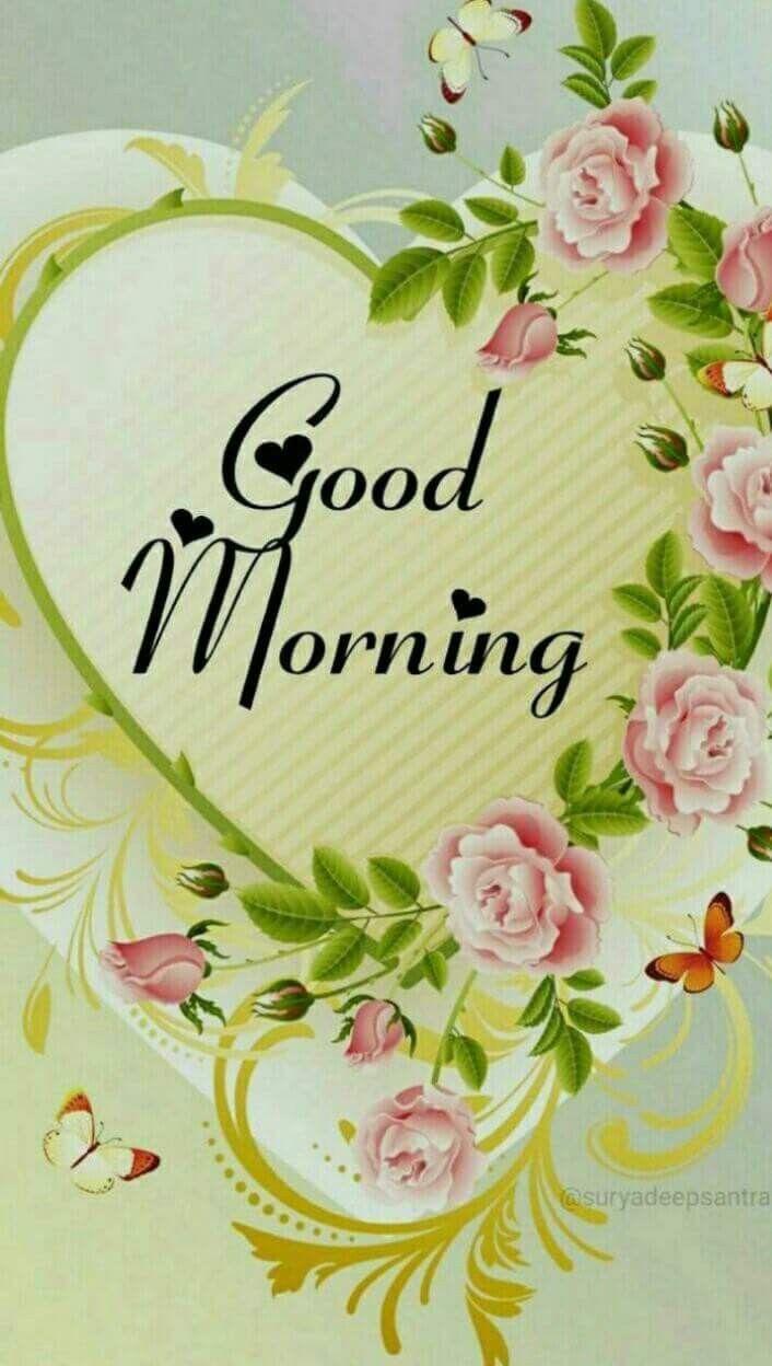 Good Morning Greetings Pinterest Morning Greeting