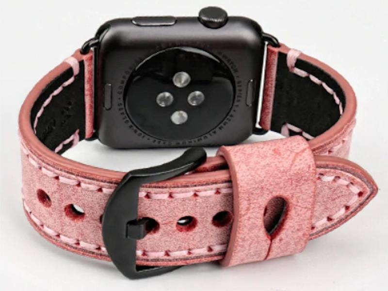 Apple Watch Leder Armband Echtleder Naturleder Handgefertigt Apple Watch Series 1 2 3 4 Bridle Leder R Apple Watch Apple Watch Stand Quartz Watch