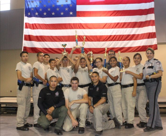 The El Paso County Sheriff S Office Post 2005 Is A Program Geared For Young Men And Women Who Have Completed The Eight Sheriff Office County Sheriffs Sheriff