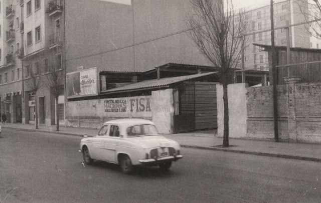 La Valencia Desaparecida Avenida Del Puerto Nº 32 Año 1968 Archivo De Jos Historia De Valencia Valencia Fotos Antiguas