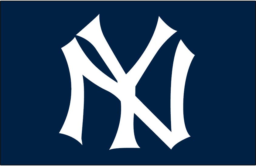 New York Yankees Cap Logo New York Yankees Mlb Wallpaper New York Yankees Game