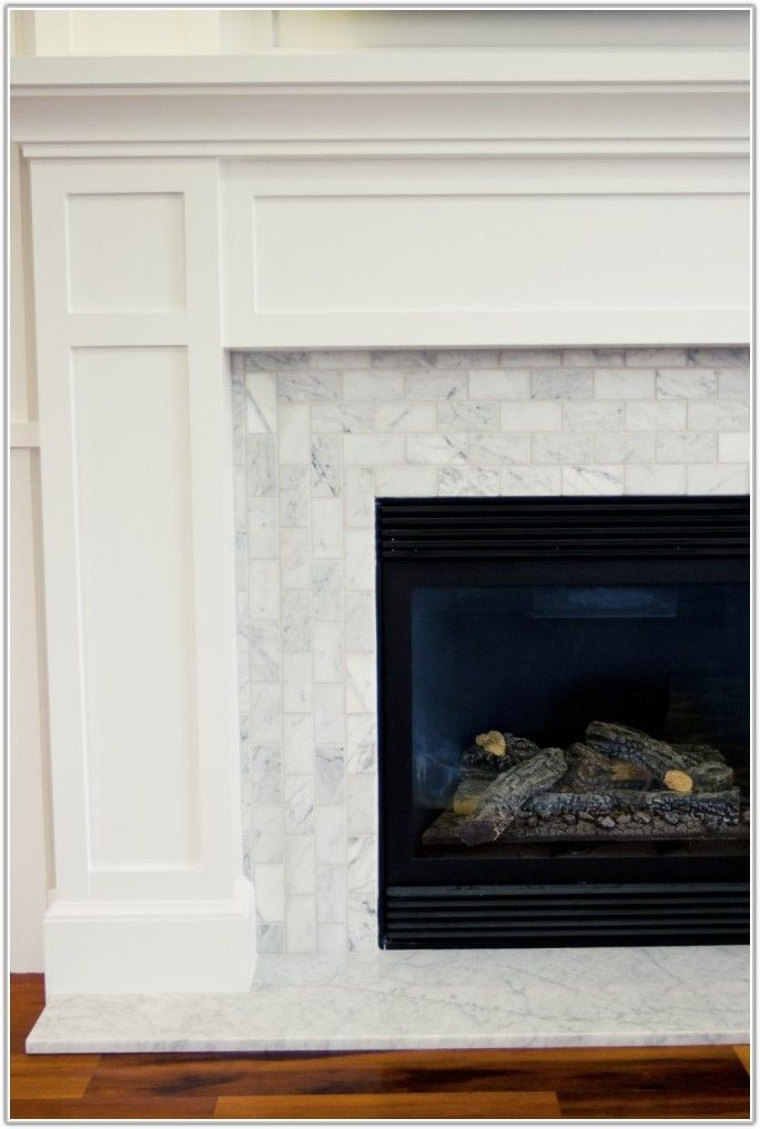 Modern Farmhouse Fireplace Makeover