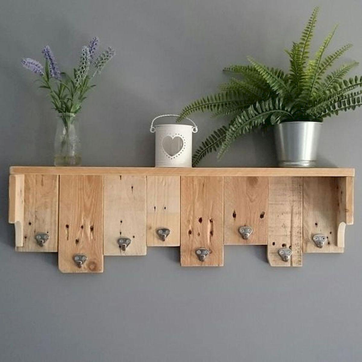 33 Ideas For Pallet Key Rack33decor Ideas Key Pallet Rack33decor Goodecor 33 Ideas For Palle In 2020 Diy Wood Projects Diy Pallet Projects Diy Wooden Projects