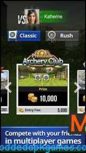Archery King Unlimited Money Apk V1 0 17 Mega Mod Hack Download