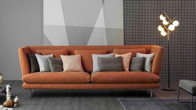 Canapé design canapé cuir canapé scandinave canapé 2 places