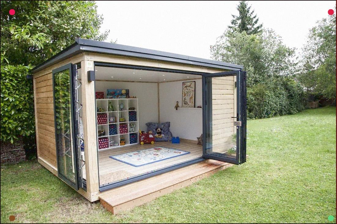 Child S Space Side View Www Rapod Co Uk Rapod Garden Rooms Design Your Own Small Summer House Backyard Yoga Studio Backyard Sheds