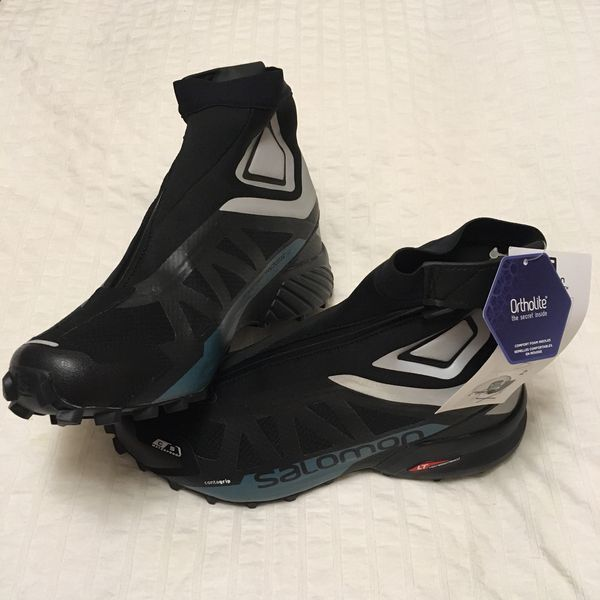new concept e95f2 41a4a Salomon Snowcross 2 Running shoes sz 9m 10w for Sale in ...