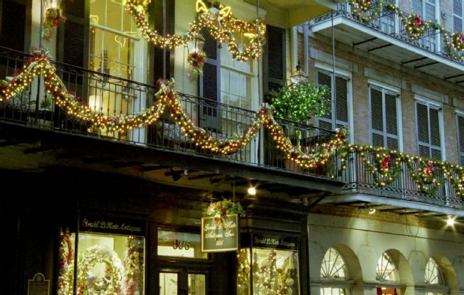 Christmas In New Orleans #AwayTravel