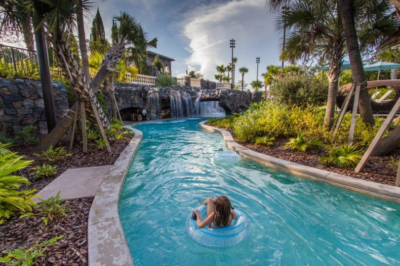 13 best hotels with lazy rivers by travel