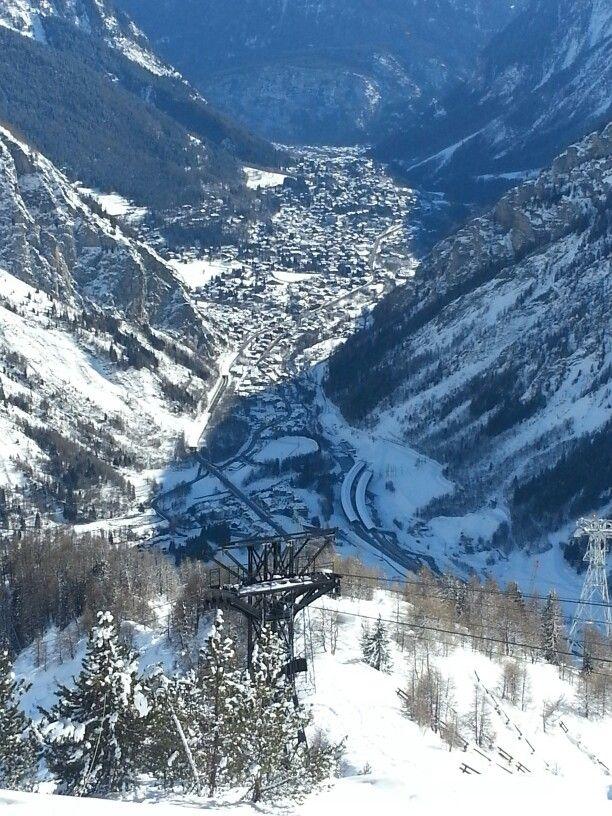 Courmayeur Italy Lautre versant du Mont Blanc wwwgadderseu