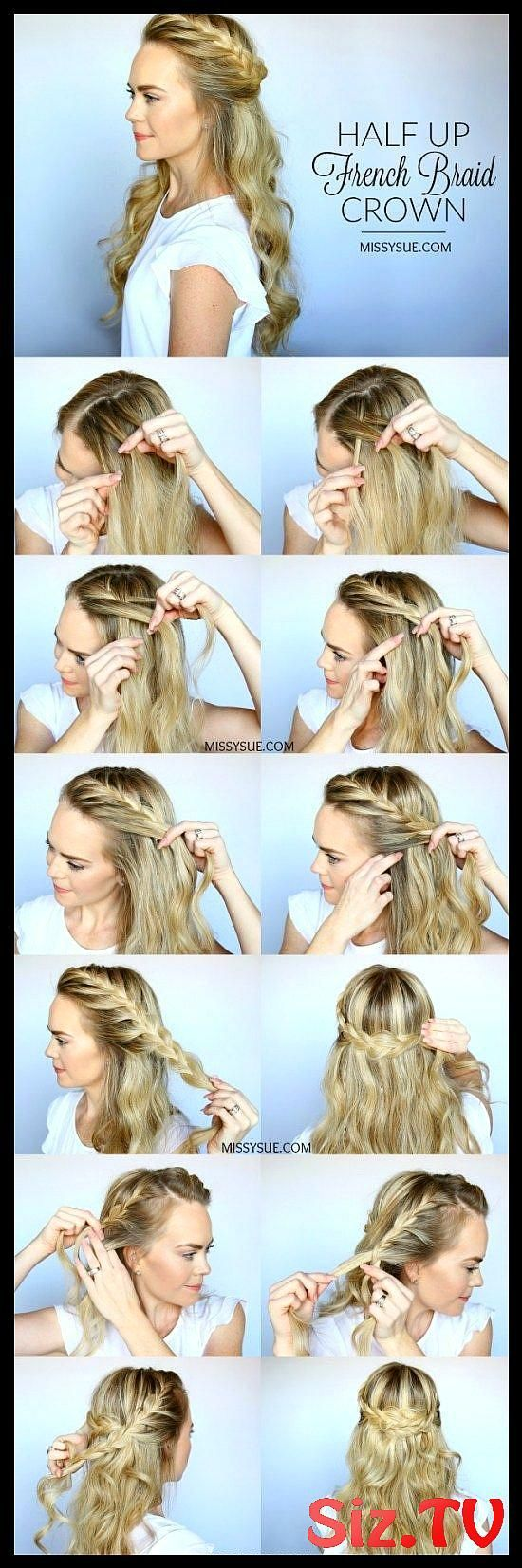 15 Easy Prom Hairstyles For Long Hair You Can Diy At Home Detailed 15 Easy Prom Hairst Braids For Medium Length Hair Simple Prom Hair Medium Length Hair Styles