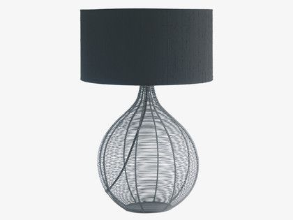 Livia metal wire table lamp base table lamps habitatuk living livia metal wire table lamp base table lamps habitatuk greentooth Images