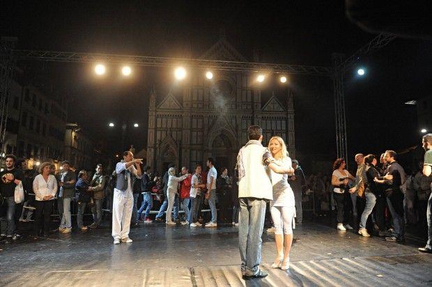 Tango in Santa Croce