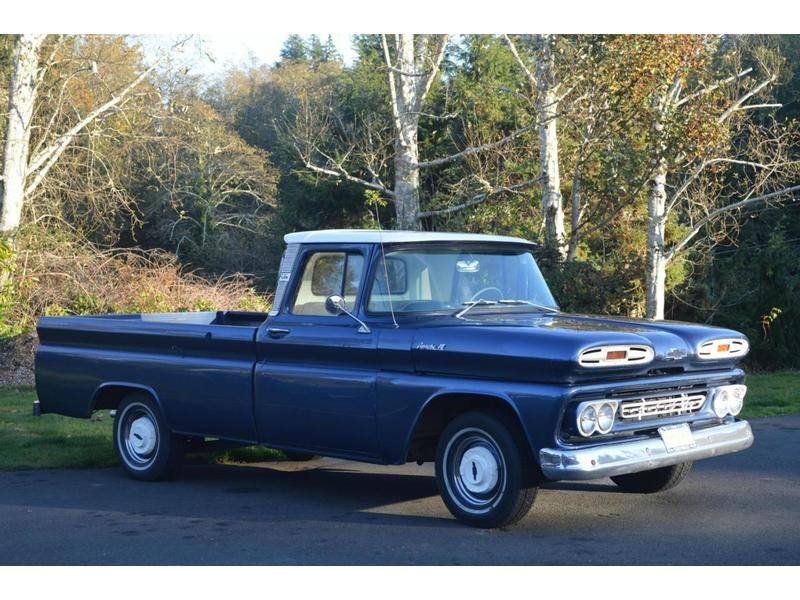 1961 C10 Chevy Pick Up Truck Restomod For Sale Classic Pickup