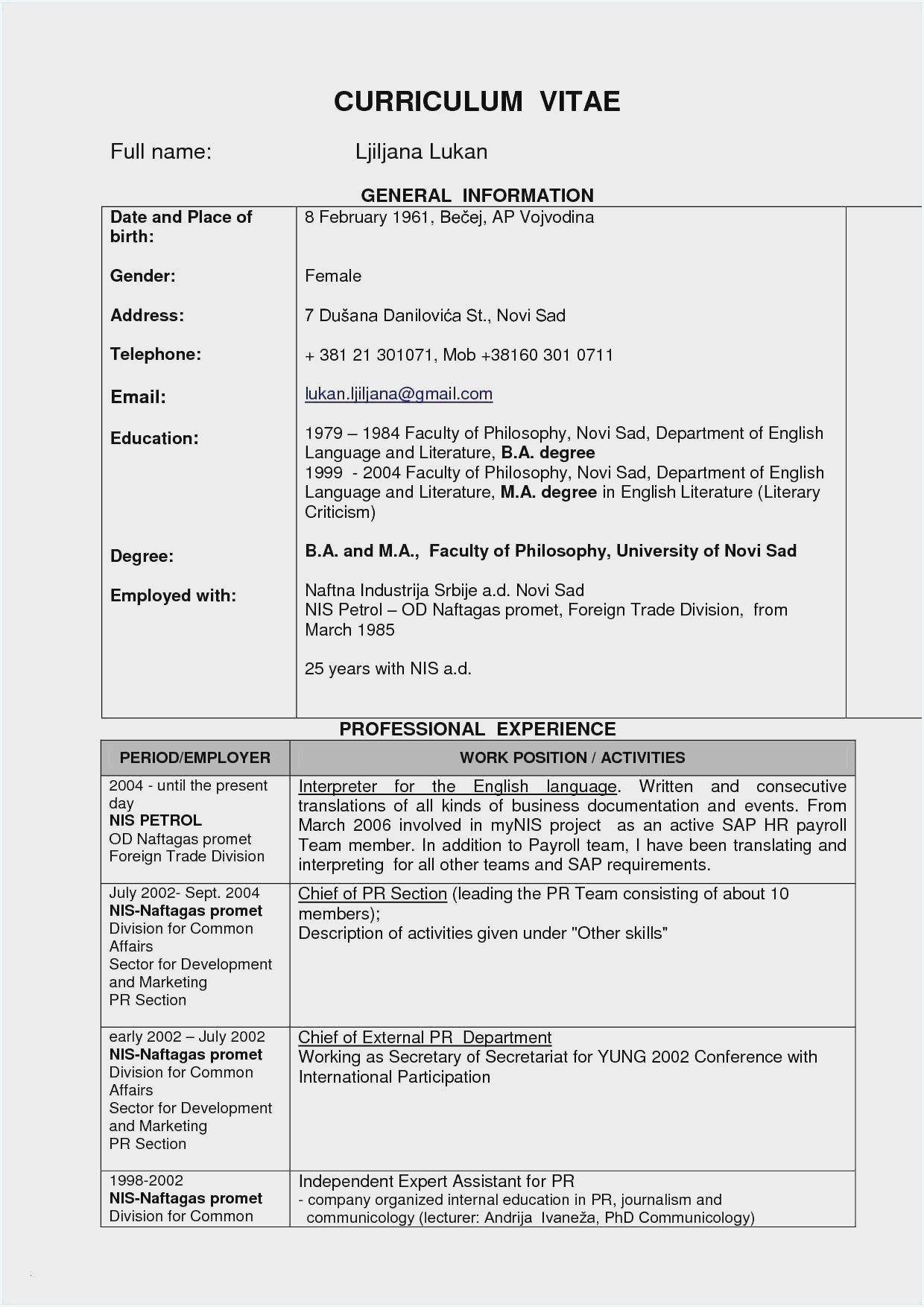 17 Automobile Fresher Resume Format Curriculum Vitae Student Resume Template Resume Examples