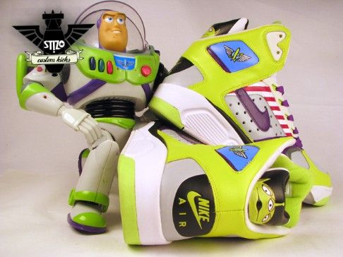 promo code d6f41 4ff08 nike dunks toy story