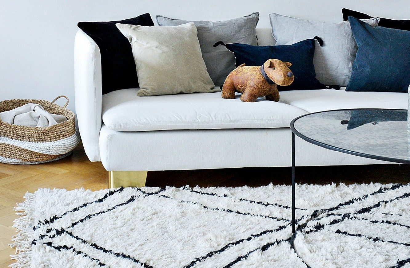Theodor 80 Replacement furniture legs, Furniture legs
