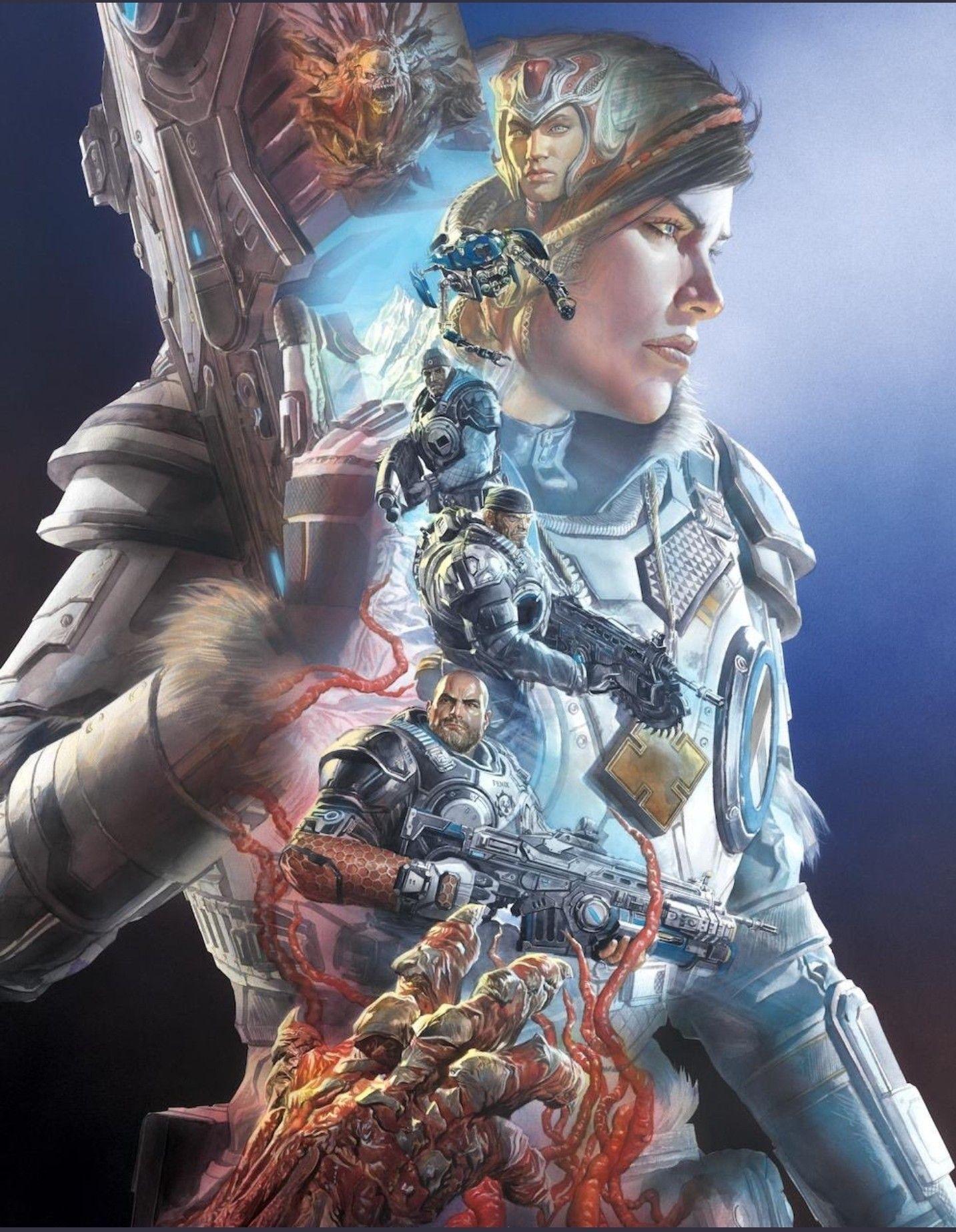 Gears Of War 5 Ross Gears Of War Gears War