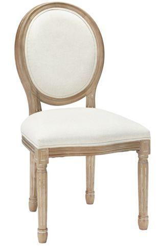 Der Stuhl BELVEDERE bringt die üppige Pracht des Barock in Ihr
