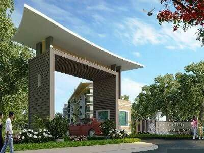 Factory Entrance Gate Design
