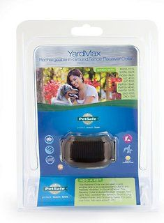 PetSafe YardMax Extra Receiver Collar for In-Ground Pet Fence System - Chewy.com